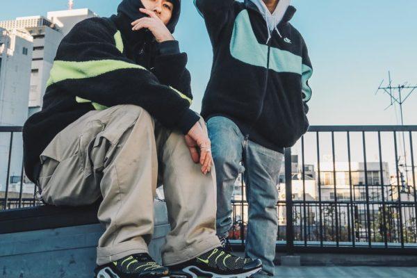 ナイキ【ビッグスウッシュ ボアジャケット】のサイズ感とメンズストリートコーデを紹介