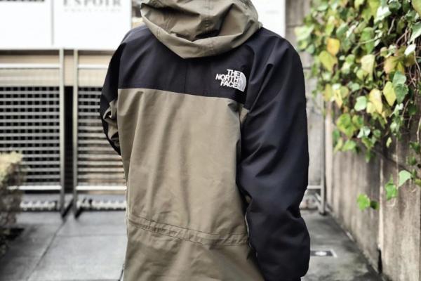 【ノースフェイス】 マウンテンライトジャケットのコーデやサイズ感や口コミ評価紹介